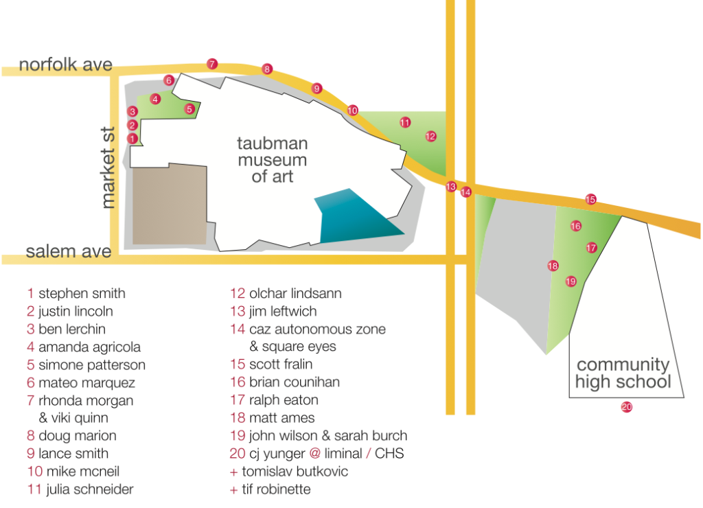 project project 2012 map